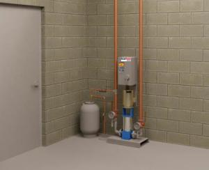 FlowTherm Simplex Booster System